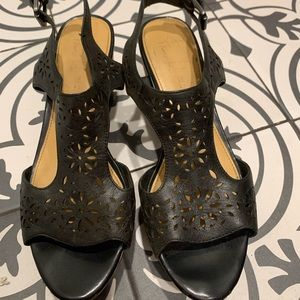 Franco Sarto 🖤 Artist Collection Wedge Sandals